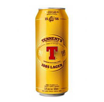 Tennents Lager 24x500ml can