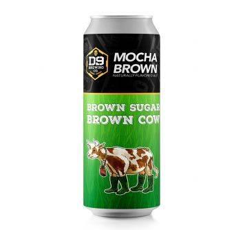 D9 Brown Sugar Brown Cow Ale 24x473ml Can