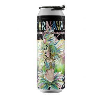 D9 Carneval Passion Fruit Cream Sour 24x355ml can