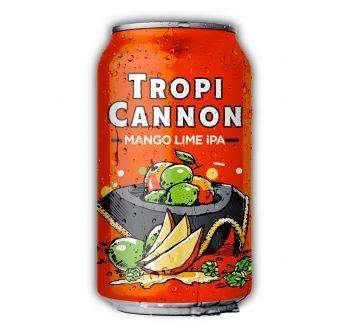 Heavy Seas TropiCannon Mango Lime IPA 24x355ml can