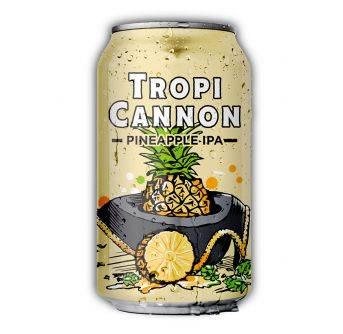 Heavy Seas TropiCannon Pineapple IPA 24x355ml can