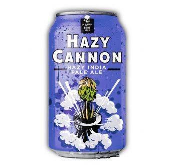 Heavy Seas Hazy Cannon Hazy IPA 24x355ml can