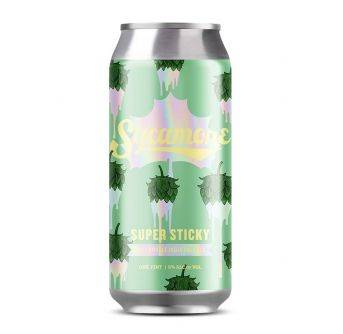 Sycamore Super Sticky DIPA 24x473ml can