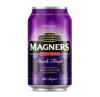 Magners Dark Fruit 24x330ml can