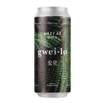 Gweilo Hazy As 12x440ml can