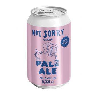 Superfreunde Not Sorry Pale Ale 24x330ml can