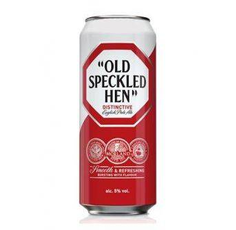 Greene King Old Speckled Hen 24x500ml can