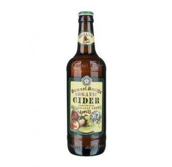 Samuel Smith Organic Cider 12x550ml NRB