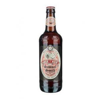 Samuel Smith Organic Best Pale Ale 12x550ml NRB