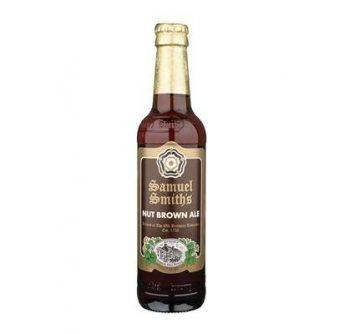 Samuel Smith Nut Brown Ale 24x355ml NRB