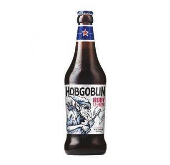 Wychwood Hobgoblin 12x500ml NRB
