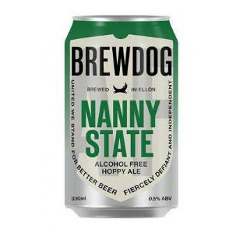 Brewdog Nanny State 24x330ml can