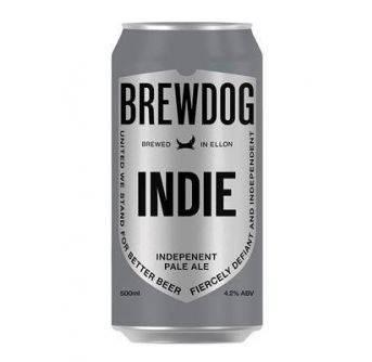 Brewdog Indie Pale Ale 24x500ml can