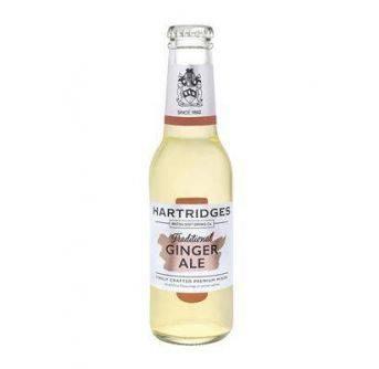 Hartridges Ginger Ale 24x200ml NRB