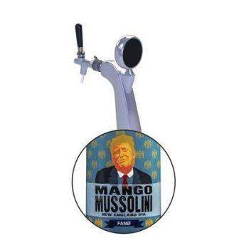 Fanø Mango Musolini New England IPA 30L KK