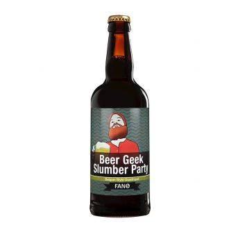 Fanø Beergeek Slumberparty 9x500ml