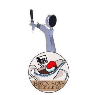Beerhere Brun Sovs Brown Ale 30L KK