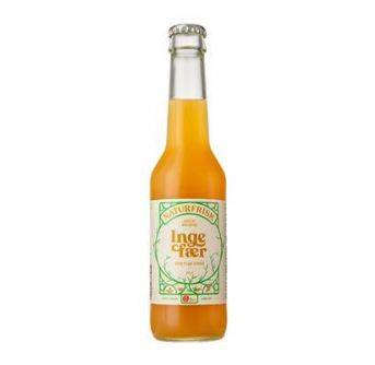 Naturfrisk Økologisk Ginger Juice 20x275ml