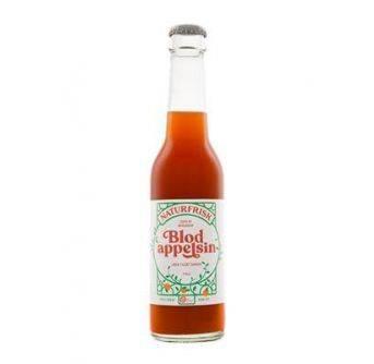 Naturfrisk Økologisk Blodappelsin Drik 20x275ml