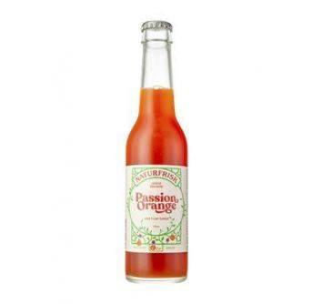 Naturfrisk Økologisk Passion Orange Drik 20x275ml