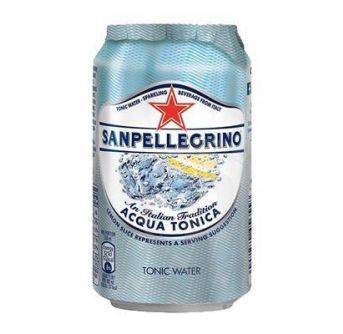 Sanpellegrino Tonica 24x330ml can