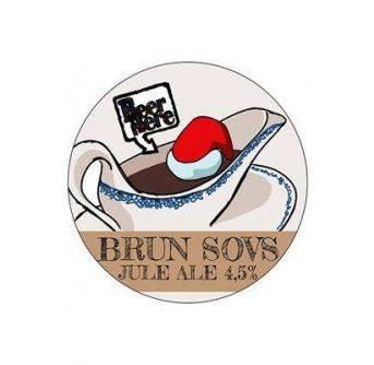 Beerhere Brun Sovs 12x330ml NRB