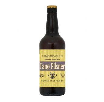 Fanø Pilsner 9x500ml NRB