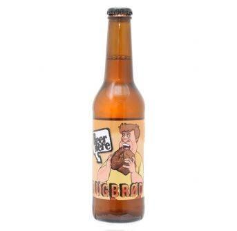 BeerHere Rugbrød 12x330ml NRB