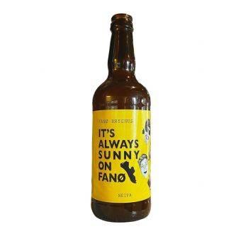 Fanø its Always Sunny on Fanø 9x500ml