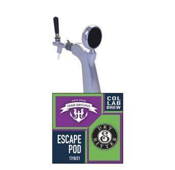 Fanø Escape Pod Collab Dry & Bitter 30L KK