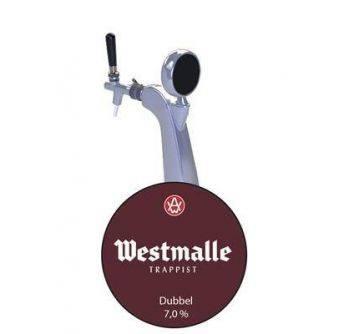 Westmalle Dubbel 20L SS