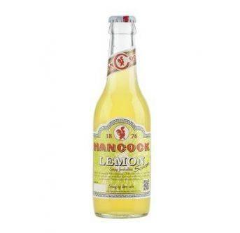 Hancock Lemon 30x250ml