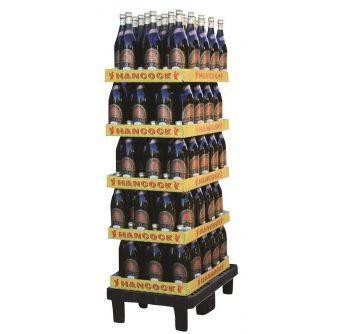 Hancock Beer kvartpalle 135x700ml