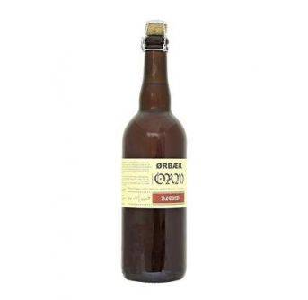 Ørbæk Økologisk Orm Blonde 8x750ml