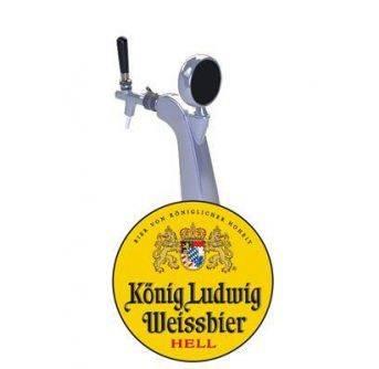 König Ludwig Weissbier hell 30L SS