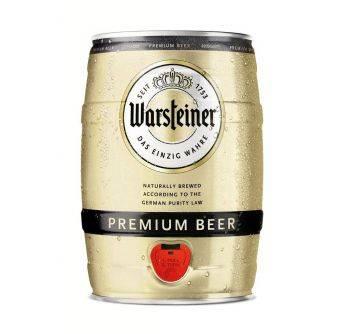 Warsteiner Premium 2x5L