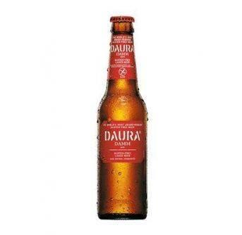 Estrella Damm Daura glutenfri 24x330ml NRB