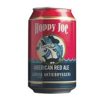 Lervig Hoppy Joe 24x330ml can