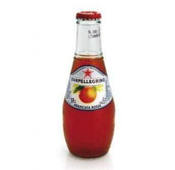 Sanpellegrino Aranciata Rossa 24x200ml