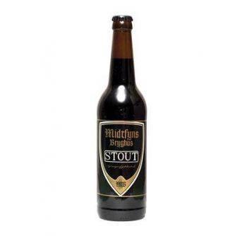 Midtfyns Stout 12x500ml