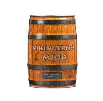 Dansk Mjød Vikingernes 5L dåse