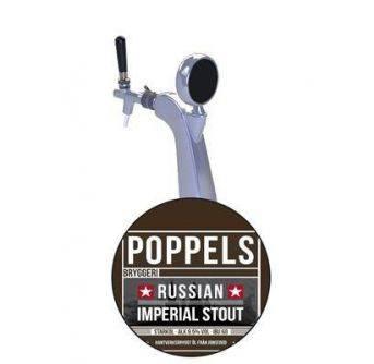 Poppels Organic Russian Imp Stout 30L KK