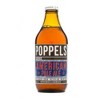 Poppels Organic American Pale Ale 24x330ml NRB
