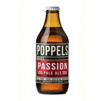 Poppels Organic Passion Pale Ale 24x330ml NRB