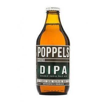 Poppels Organic DIPA 24x330ml NRB