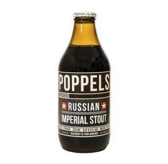 Poppels Organic Russian Imperial 24x330ml NRB