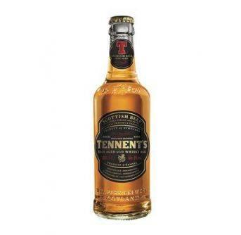 Tennents Whisky Oak 24x330ml NRB