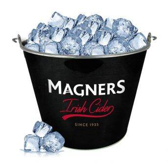 POS Magners chalk paint ice bucket