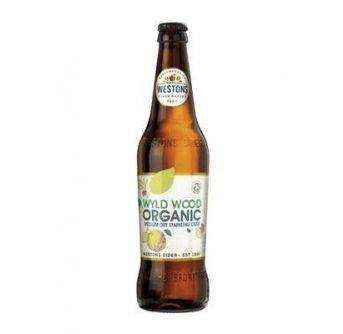 Westons Wyld Wood Organic Cider 12x500ml NRB