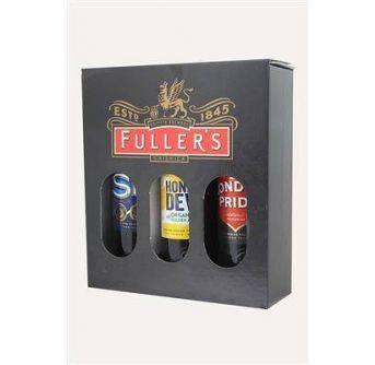 Fullers gaveæske 3x500ml 4 pr kolli